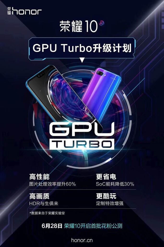 GPU Honor Pake TURBO?! Kita suka TURBO!