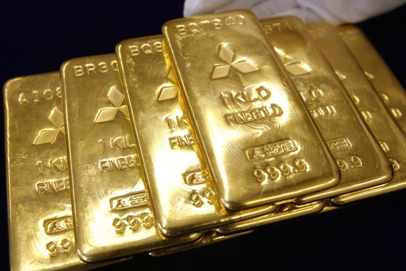 Negara-negara dengan Cadangan Emas Terbesar.