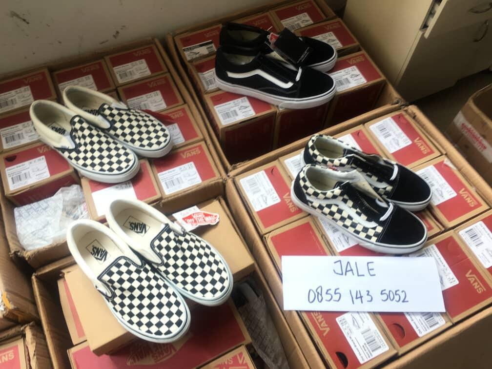 Wanted! Need Reseller Vans Original 1st Hand Distributor! Supplier Distributor