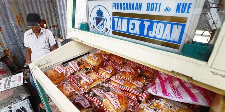 Ini Dia Toko Roti Legendaris di 5 Kota di Indonesia