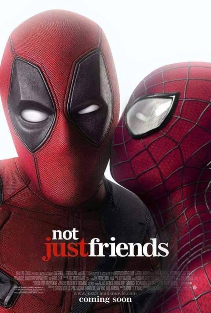 Yuk Intip Bagaimana Mesranya Spider-Man dan Deadpool
