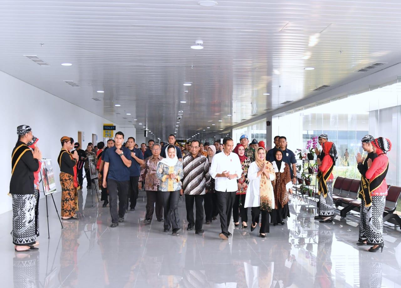 Nasib Terkini Bandar Udara Internasional Ahmad Yani, Semarang, Jawa Tengah