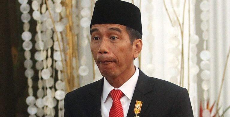 Menkeu Sebut Ada THR untuk DPR, Jokowi Jawab Tidak Tahu