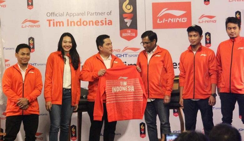 Di Asian Games 2018 Timnas U-23 'Batal' Pakai Apparel Nike, Li-Ning Jadi Gantinya ?