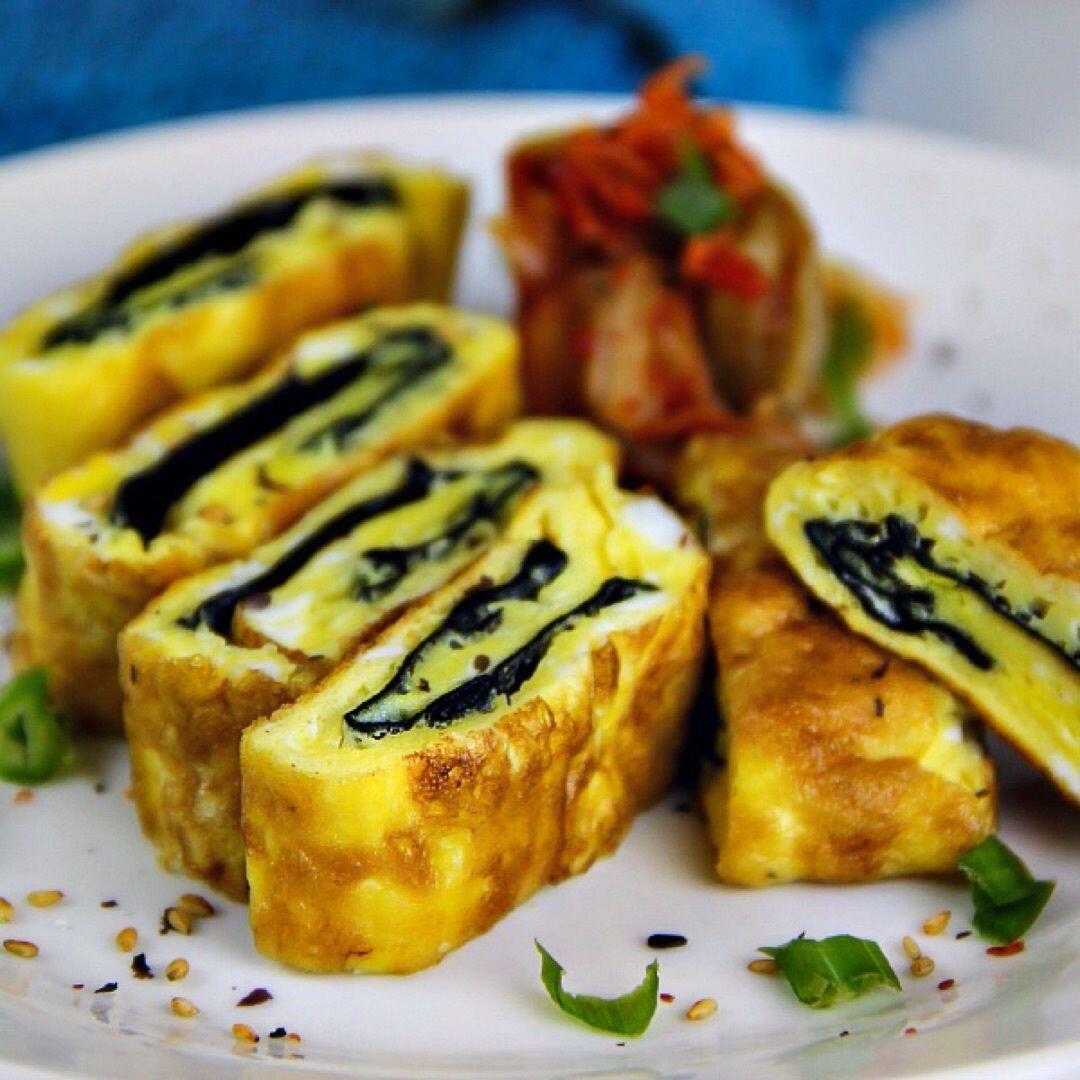 Bukan Cuma Sushi, 5 Hidangan Ini Juga Bisa Dibuat Dari Rumput Laut