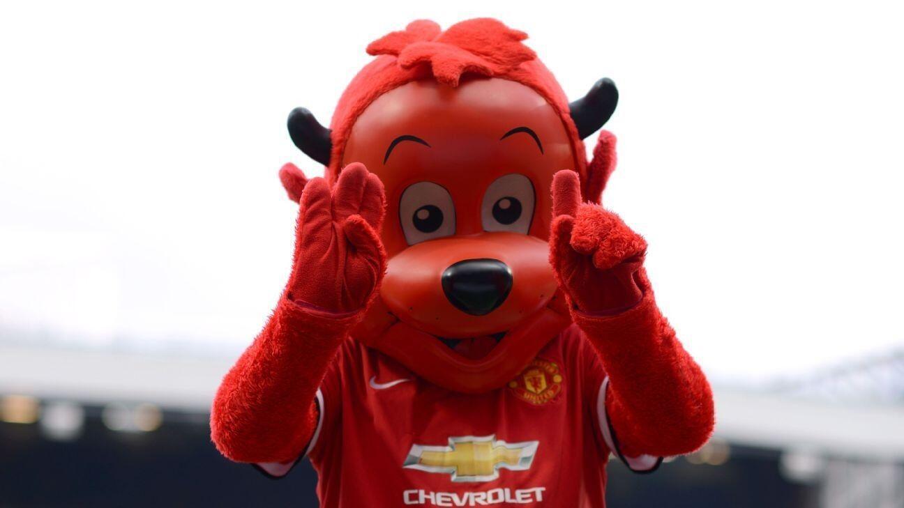 5 Maskot Klub Paling Populer di Dunia Sepak Bola