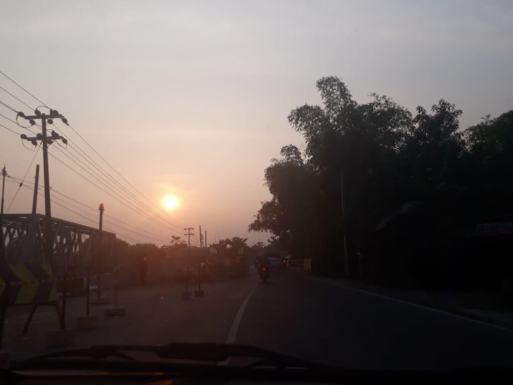 Catat! Ini Titik Rawan Laka Ngawi-Surabaya