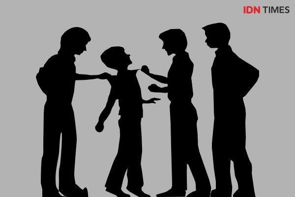 Miris! Pemuda di Johar Baru Tawuran Hanya Karena Iseng