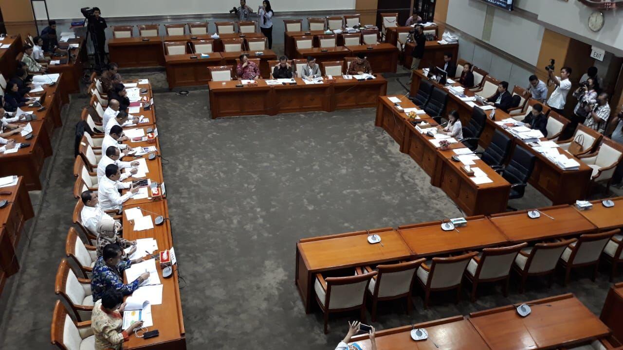 KPK Ajukan Tambahan Anggaran Rp 171 Miliar