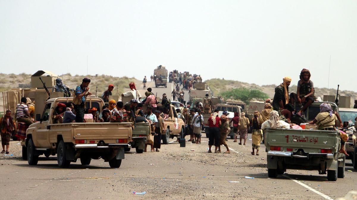 AS Peringatkan UEA untuk Tidak Menyerang Pelabuhan Yaman
