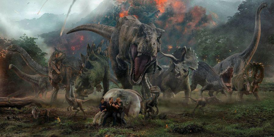 Apakah Jurassic World: Fallen Kingdom Punya Post Credit Scene?