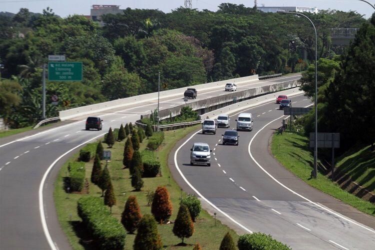 Sebanyak 1,42 Juta Kendaraan Siap Meninggalkan Jakarta