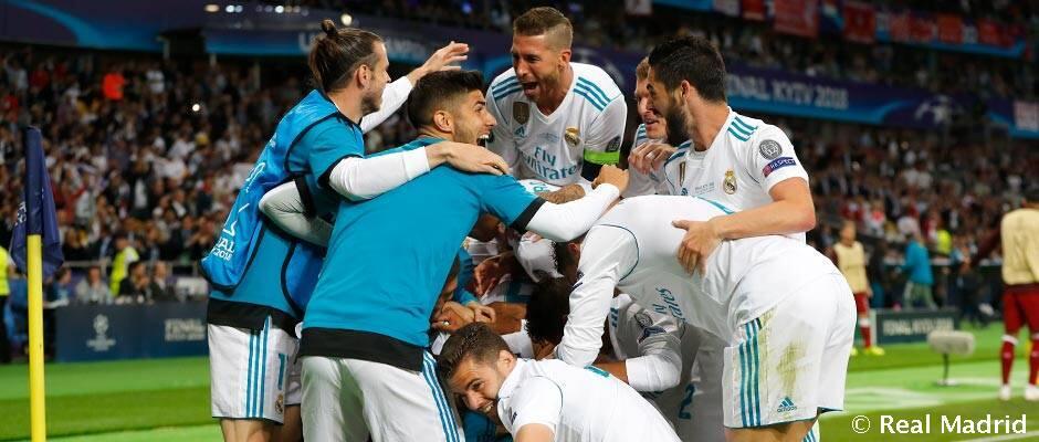 Real Madrid telah memenangkan 13 laga final internasional yang telah dimainkannya