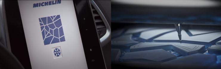 Anti Kempes Ternyata Ban Mobil Ini Dibuat Menggunakan 3D Printing Lho