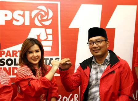Selain Ahok, Hulk Juga Kaitkan Grace Natalie dengan Ridwan Kamil