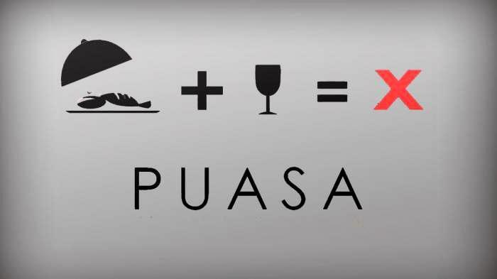 Orang-orang Yang meninggalkan Puasa