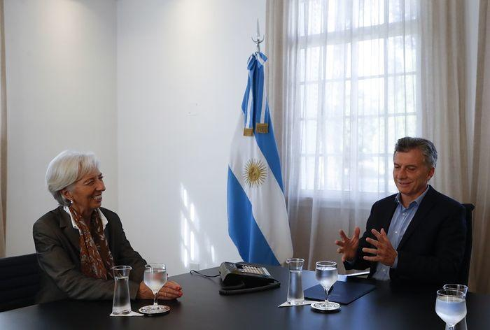 IMF kucurkan 50 miliar dolar untuk krisis Argentina