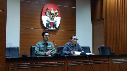 KPK Tetapkan Wali Kota Blitar dan Bupati Tulungagung Sebaga Tersangka