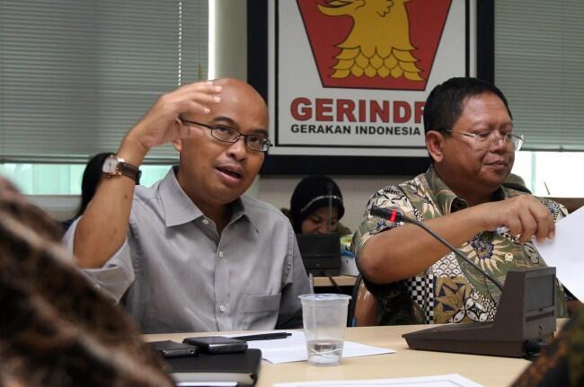 Desmond: PDIP-Gerindra Bersatu Bisa Jadi Pemenang
