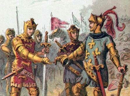 Longbowman Dan Perannya Dalam Perang 100 Tahun
