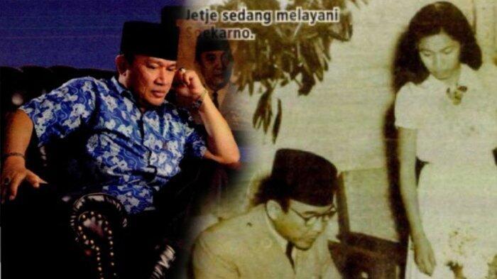 Gempar, Anak Soekarno yang 'Disembunyikan', Terusir dan Cari Jejak Sang Ayah