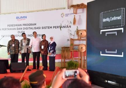 Digitalisasi, Inilah Era Baru Kesejahteraan Petani