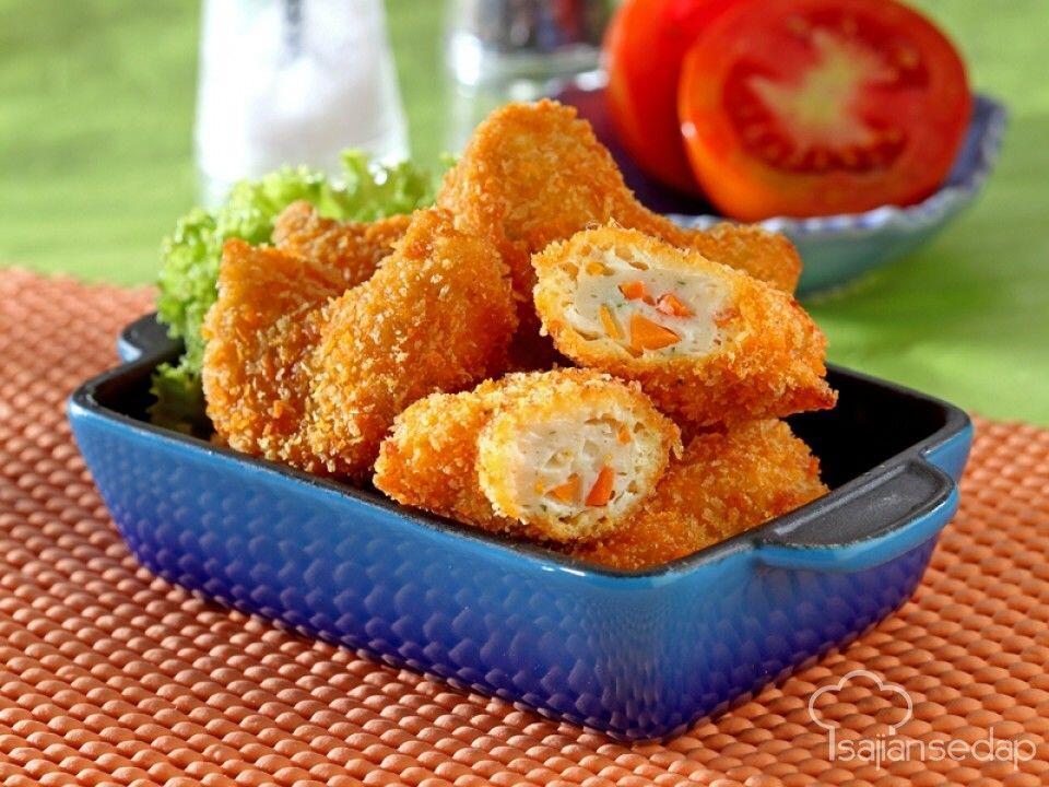 5 Kreasi Nugget tanpa Daging yang Cocok Buat Vegetarian