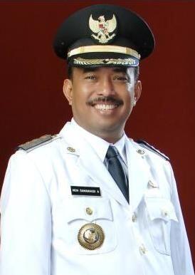 Walikota Blitar Samanhudi Anwar Menyerahkan Diri ke KPK