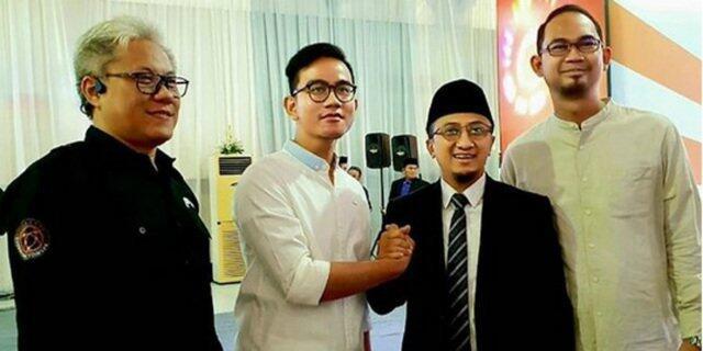 100% Karya Lokal, Putra Jokowi Promosi E-Money Syariah Paytren