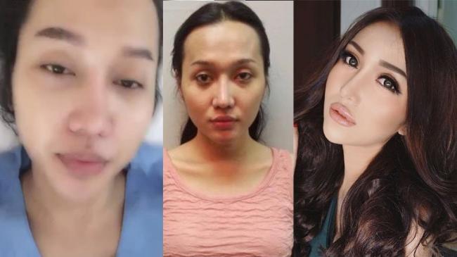 Polisi: Lucinta Luna Berjenis Kelamin Laki-laki