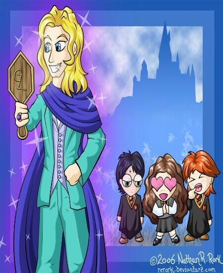 7 Karakter Harry Potter Yang Bukan Pelahap Maut Tapi Nyebelin...