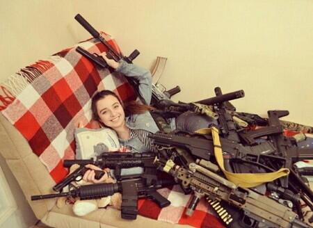 Hati-hati! 'Tentara' Paling Cantik Di Dunia Ada Di Rusia!
