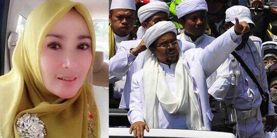 Linimasa kasus chat seks Rizieq Shihab, dari viral hingga dilaporkan berhenti diusut