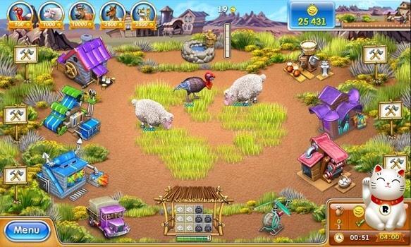 Mengenal 10 Game Farm Frenzy
