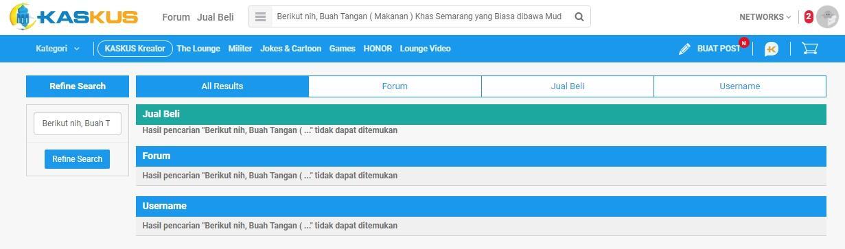 Buah Tangan (Makanan) Khas Semarang yang Biasa dibawa Mudik Lebaran / Pas Liburan