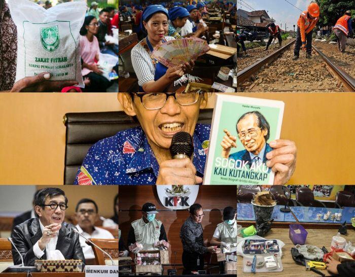 Musim Lebaran, korupsi kepala daerah, dan terorisme