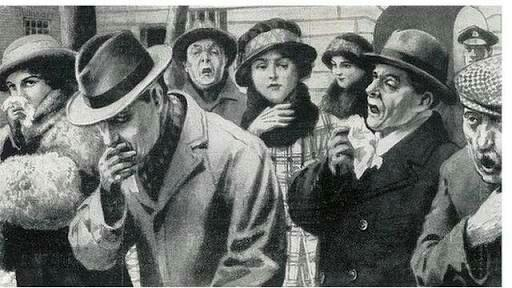 Spanish Influenza (1918-1920) Pembunuh Massal Di Akhir Perang Dunia I