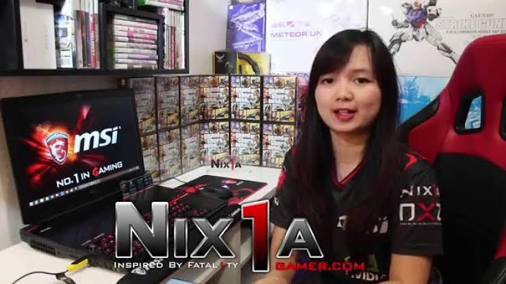 5 Gamers Cantik Indonesia