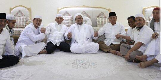 Gerindra akan jelaskan ke Demokrat: Habib Rizieq cuma pemberi usulan bukan komando
