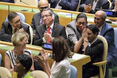 Sah, Indonesia Kembali Jadi Anggota DK PBB Periode 2019-2020