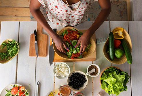 Ini dia porsi sahur yang ideal buat pekerja kantoran!