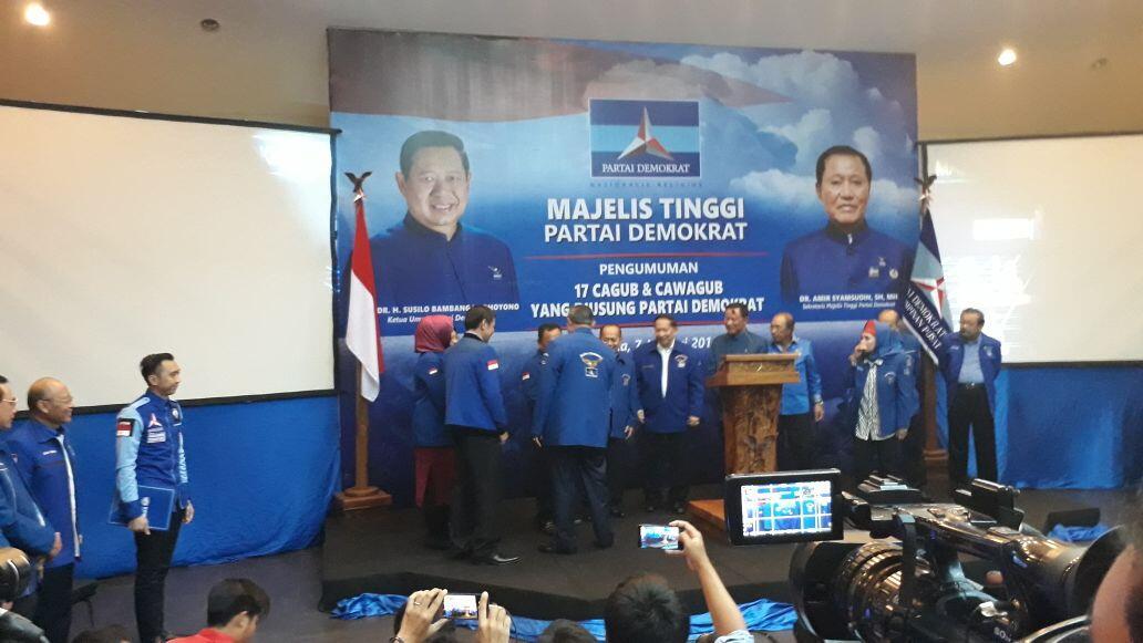 SBY: Jangan Benturkan Agama dengan Pancasila