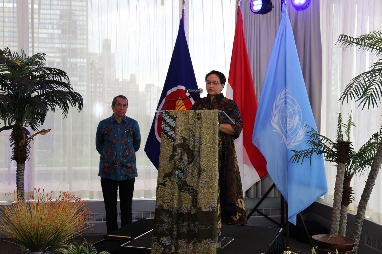 Keren! Indonesia Jadi Anggota Tidak Tetap Dewan Keamanan PBB