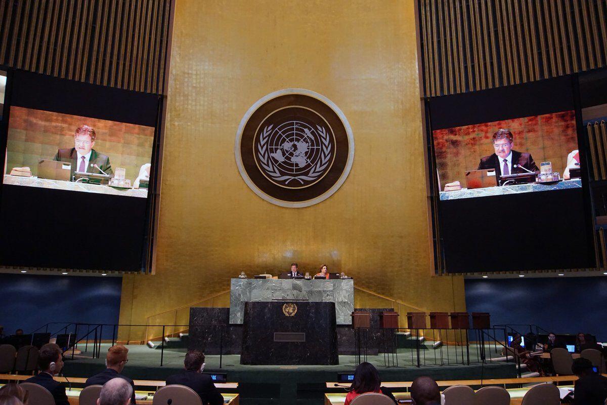 Ini Keistimewaan Jadi Anggota Tidak Tetap DK PBB