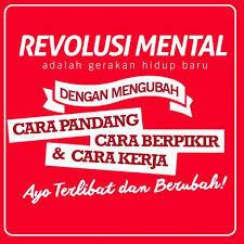 Revolusi Mental: Menanggapi Sebuah Kritik dan Keinginan Founding Father