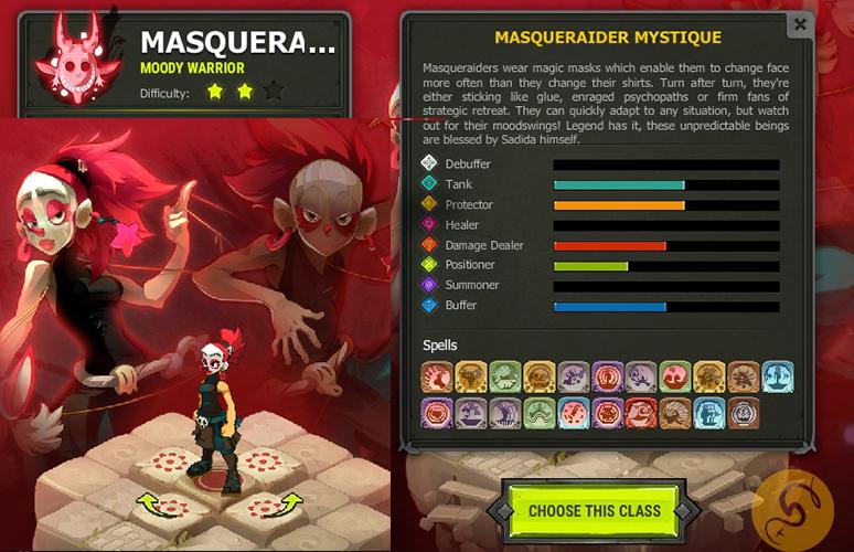 Dofus game online strategi ala FF Tactics dengan 18 variasi jobs [Part 2]