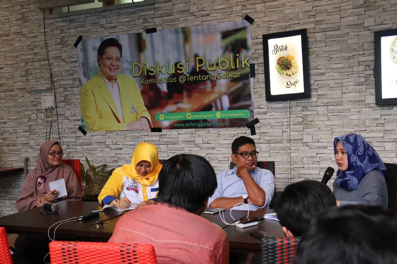 Gaet Milenial, Golkar Yakin Pasangan Duo DM Menang di Pilkada Jawa Barat