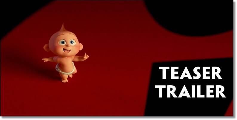 6 Fakta Menarik Film Animasi Incredibles 2 (2018)