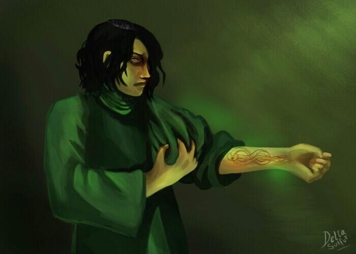 Sisi Terang Para Pelahap Maut Voldemort