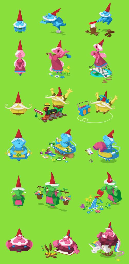 Mengenal Gnome Taman Dari Google Doodle